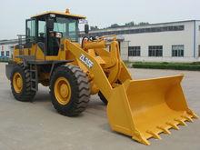yutong wheel loader/wheel loader fork/wheel horse front end loader