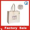 Factory cheap 16oz cotton canvas tote bag