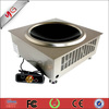 built in restaurant commercial induction appliance saute wok (made in china )