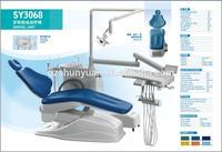 Electrically Dental unit ,Dental exam chair ,chair mounted dental unit