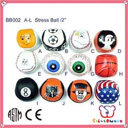 Eco-friendly custom classic magic stress ball