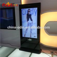 55 inch LCD media player digital signage 1080P
