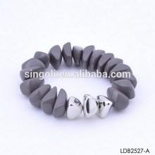 2014 simple style ali express kids diy lucky birthstone bracelet