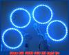 Hot sale 80mm 5050 color changing angel eyes led ring light