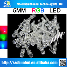 wholesale best price high Brightness with 4pins 5mm led rgb