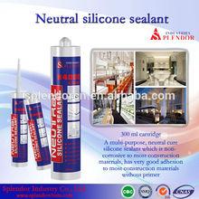 silicone sealant/ splendor solvent cement silicone sealant