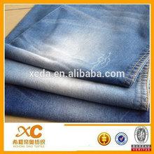 enzyme use in bleaching denim fabrics