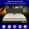 Natural coconut palm mattress palm fiber latex mattress (N111)