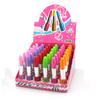45 colors Mixed wholesale fashion 9.8cm lipstick bling pen for promotion