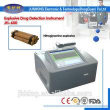 Alta calidad portátil explosivos de drogas Detector con nuevo diseño