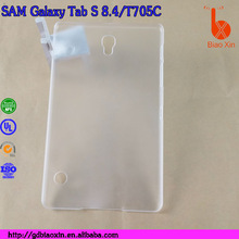 New product 2014 sublimation tablet Pc protect case for samsung galaxy TAB S 8.4/T705C