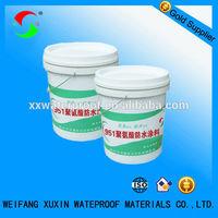 polyurethane liquid rubber waterproofing membrane