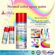 Spray paint/ Splendor painting acrylic abstract with spray paint