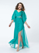 HT283Green sexy mother of the bride dresses pics beach dresses for mother of the bride
