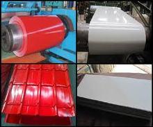 ppgi gi corrugated steel sheet metal roofing