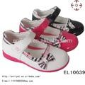 las niñas de moda zapatos de vestir