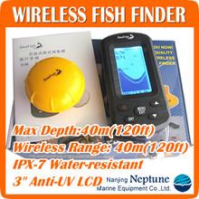 TL66 Dot Matrix Wireless Sonar Fish Finder
