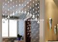 2014 neuen stil wohnkultur kristall perlen vorhänge für raumteiler
