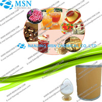 Top quality manufacture low price natural ethyl vanillin powder