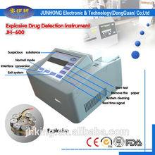 de alta sensibilidad del detector de drogas para la inspección de frontera