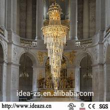 C9159 clear crystal pendant light ,resin antler chandelier ,wholesale chandelier
