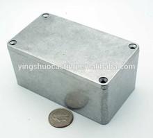 Cast&Forged customized die cast aluminium box