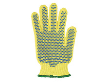 Aramid Gloves PVC dotted