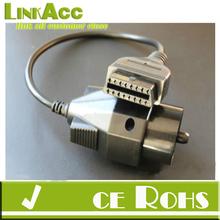 Linkacc-Th118 20 Pin to 16 Pin OBD2 Scanner Adapter Cable for BMW E36 E46 E38 E39 E53 X5 Z3