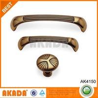 zinc alloy RSB color wardrobe handles for furniture hardware AK4150