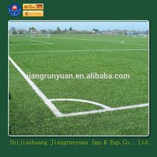 JRY artificial football turf color artificial grass outdoor soccer turf