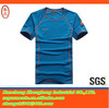 hot sale casual round neck and short sleeve dry fit