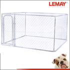 7.5' x 7.5' x 4' strong dog cage in china