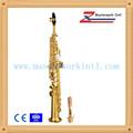 alta classe profissional saxofone sopranino