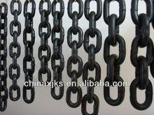 Marine anchor chain/stud link anchor chain