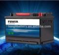 hot venda 12v 100ah din100mf selada livre de manutenção do caminhão bateria automotiva