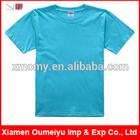 Wholesale cheap custom plain baby t shirts production cost