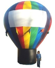 2014 Cheap Advertising Inflatable Ground Balloon Factory Price for Sale