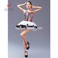 El rendimiento vestido tutú de ballet de vestir, tutú de ballet profesional para niñas y niños tutu, fase de ejecución de ballet de danza desgaste