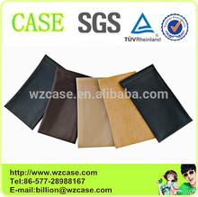 PVC sunglasses bag with leaf spring D99