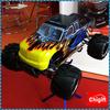1/5 Skeleton 94050 RC Gas Power 26cc Monster Truck