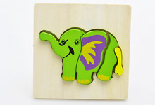 jigsaw puzzle 3d puzzle for sale wooden educational puzzles elephant