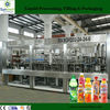 Hot fruit orange/lemonade juice concentrate processing plant
