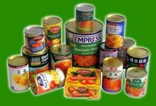 new corp canned food in syrup supplier