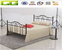 2014 beauty double bed design furniture