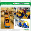 children shopping carts with plastic toy car