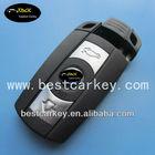 Topbest 3/ 5-Series Smart Key car key bmw remote key 315 mhz ID46 chip