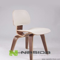 CH053 Replica walnut Herman Miller Molded Plywood Dining Chair