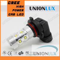 Long warranty 12v Cree car led fog lights 9006 led headlamp