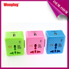 Mini USB adapter travel plug electronic gifts for girls