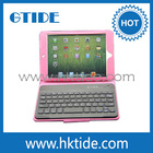 2014 Gtide bluetooth keyboard case for apple ipad mini new products on the market